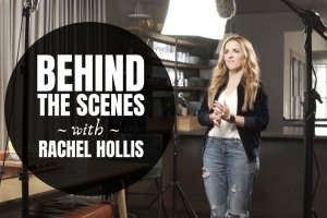 Behind the Scenes With Rachel Hollis