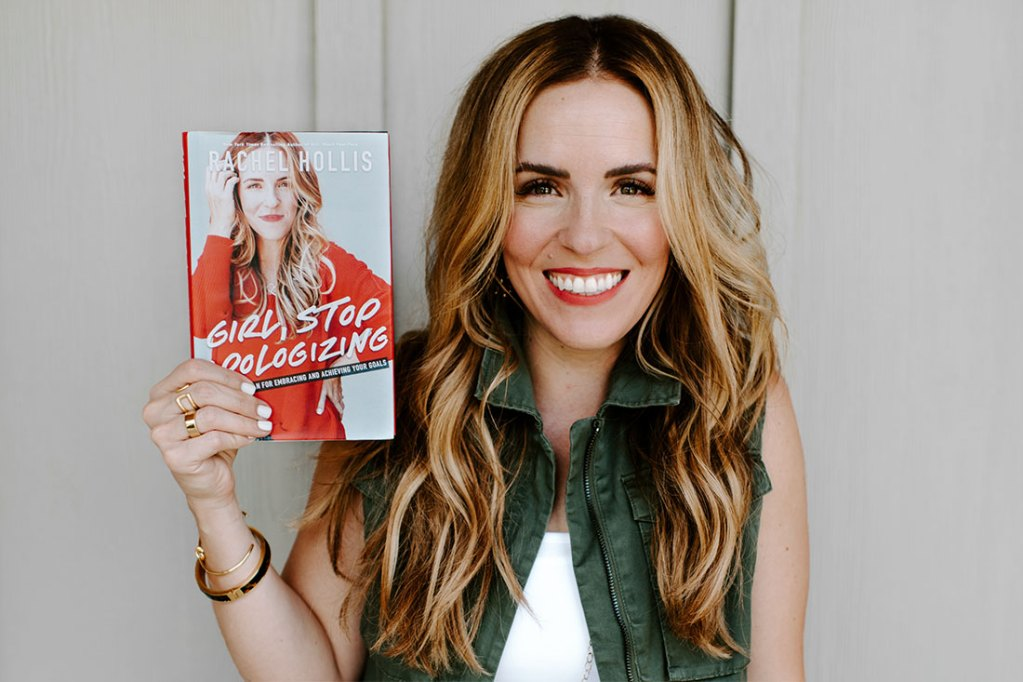Rachel Hollis Embrace Your Ambition