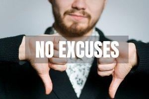 Rachel Hollis: No. 1 Excuse Holding You Back