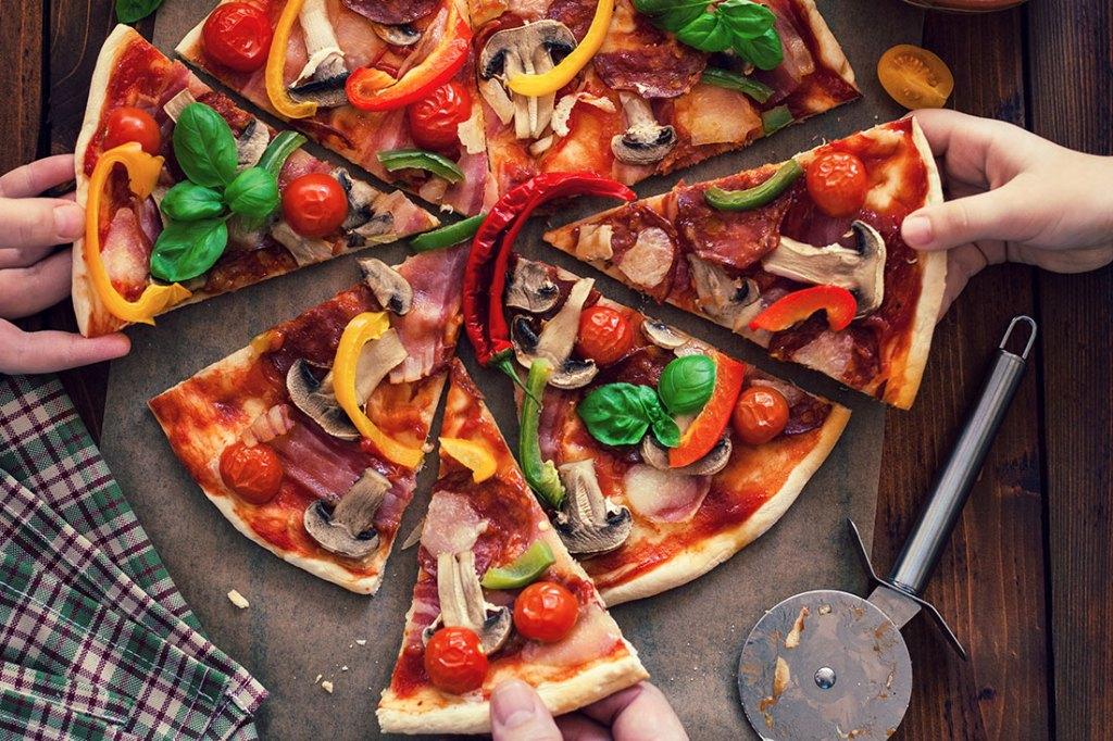 Family Recipe Pizza Night