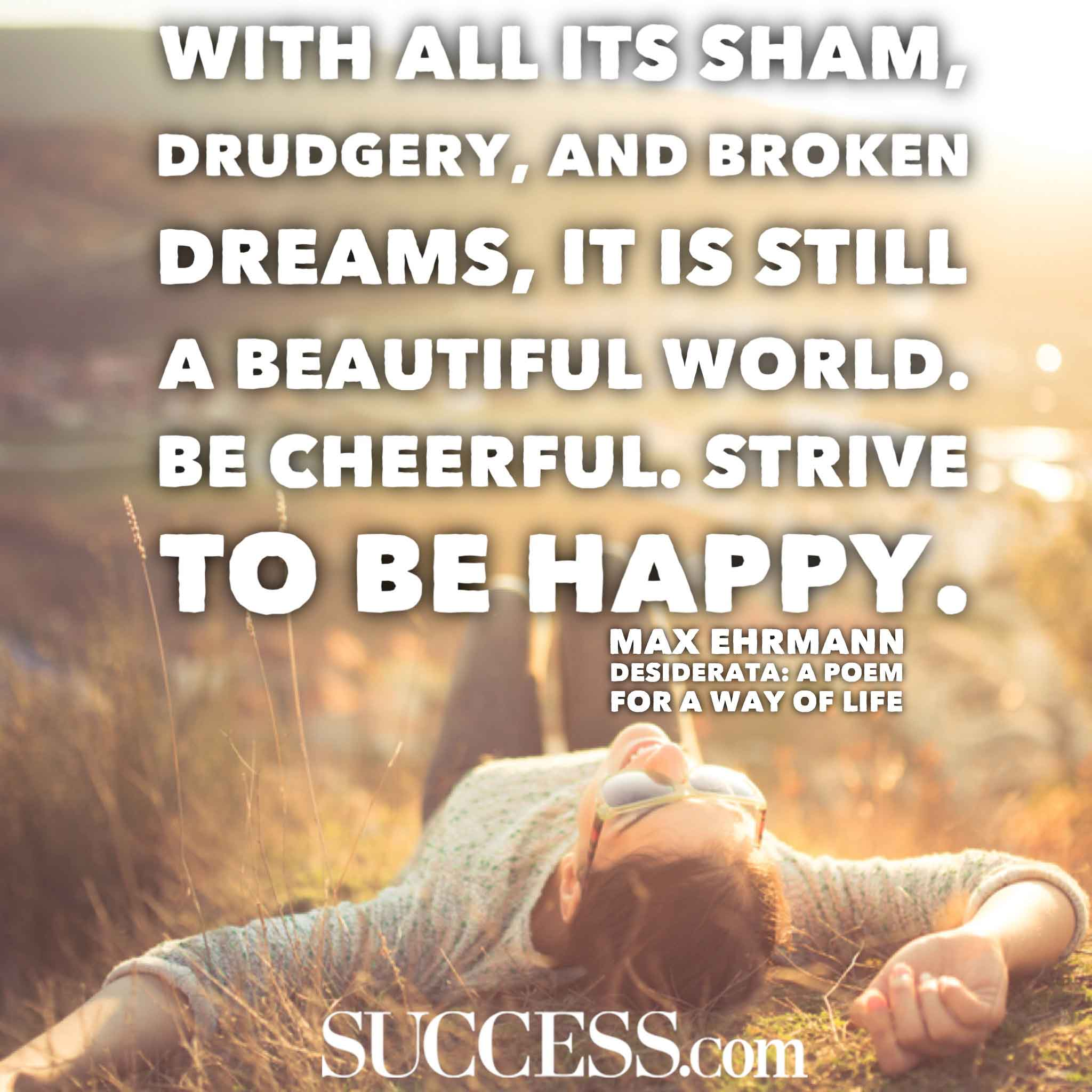 13 Happy Quotes To Lift Your Spirits Success