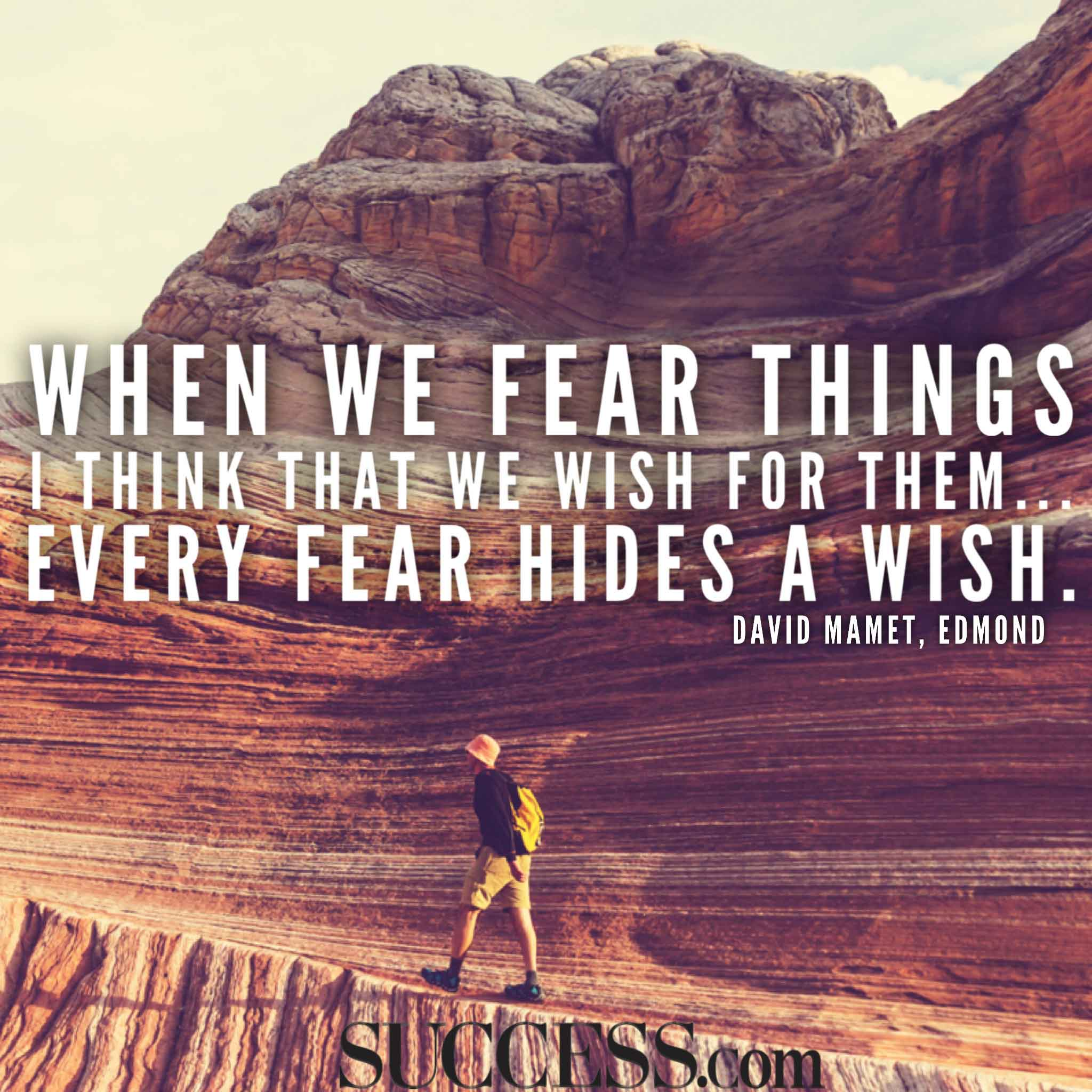 13 Quotes to Show Your Fears Who's Boss