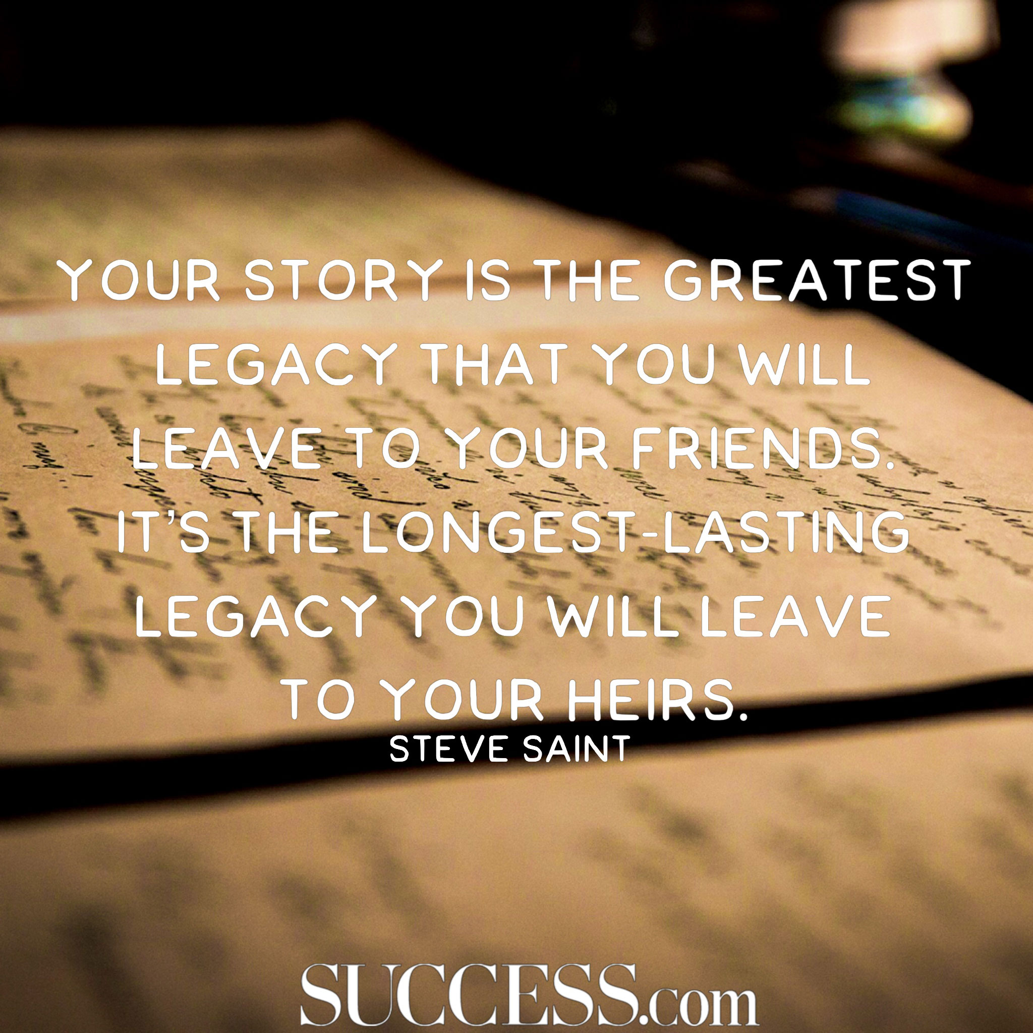 Best Motivational Quotes For Lefties: 11 Quotes About Leaving A Legacy