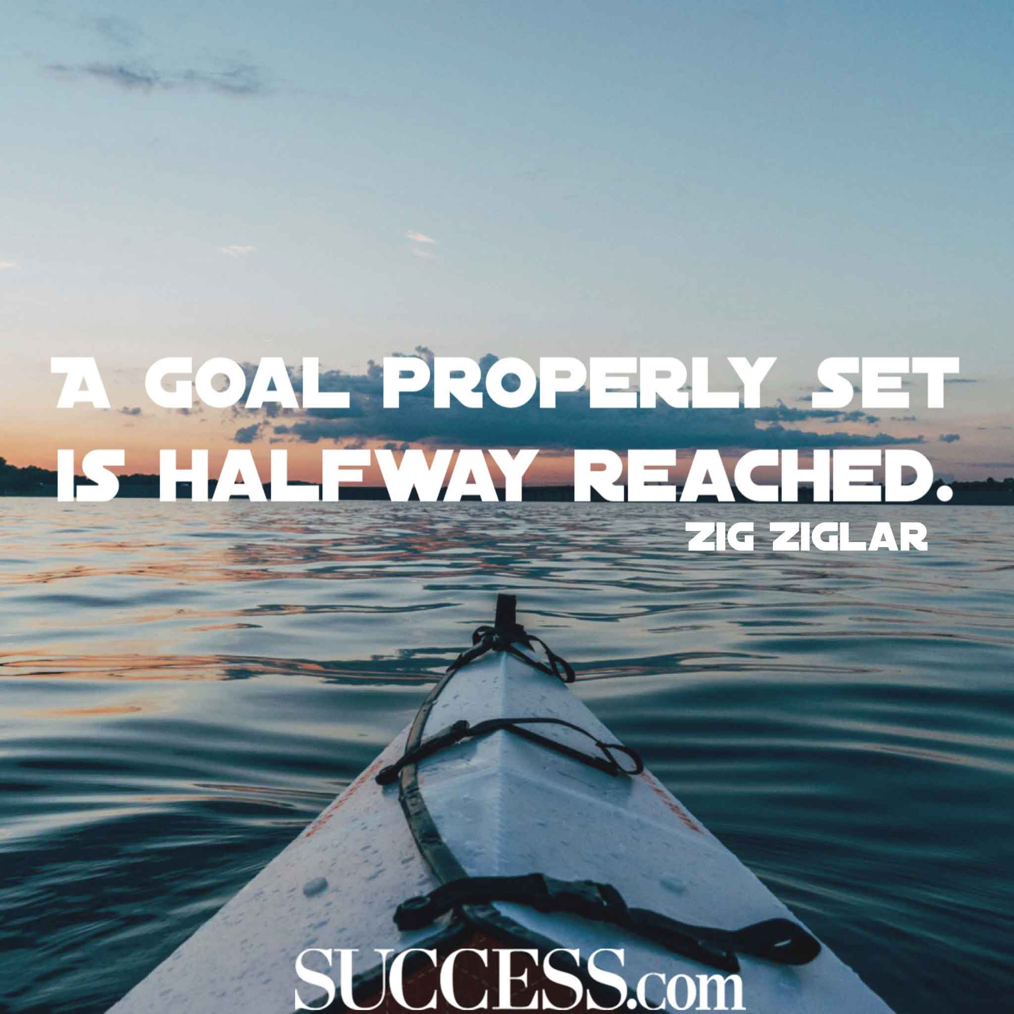 Momentum Have Keep Going Goals One Greater Constantly Way
