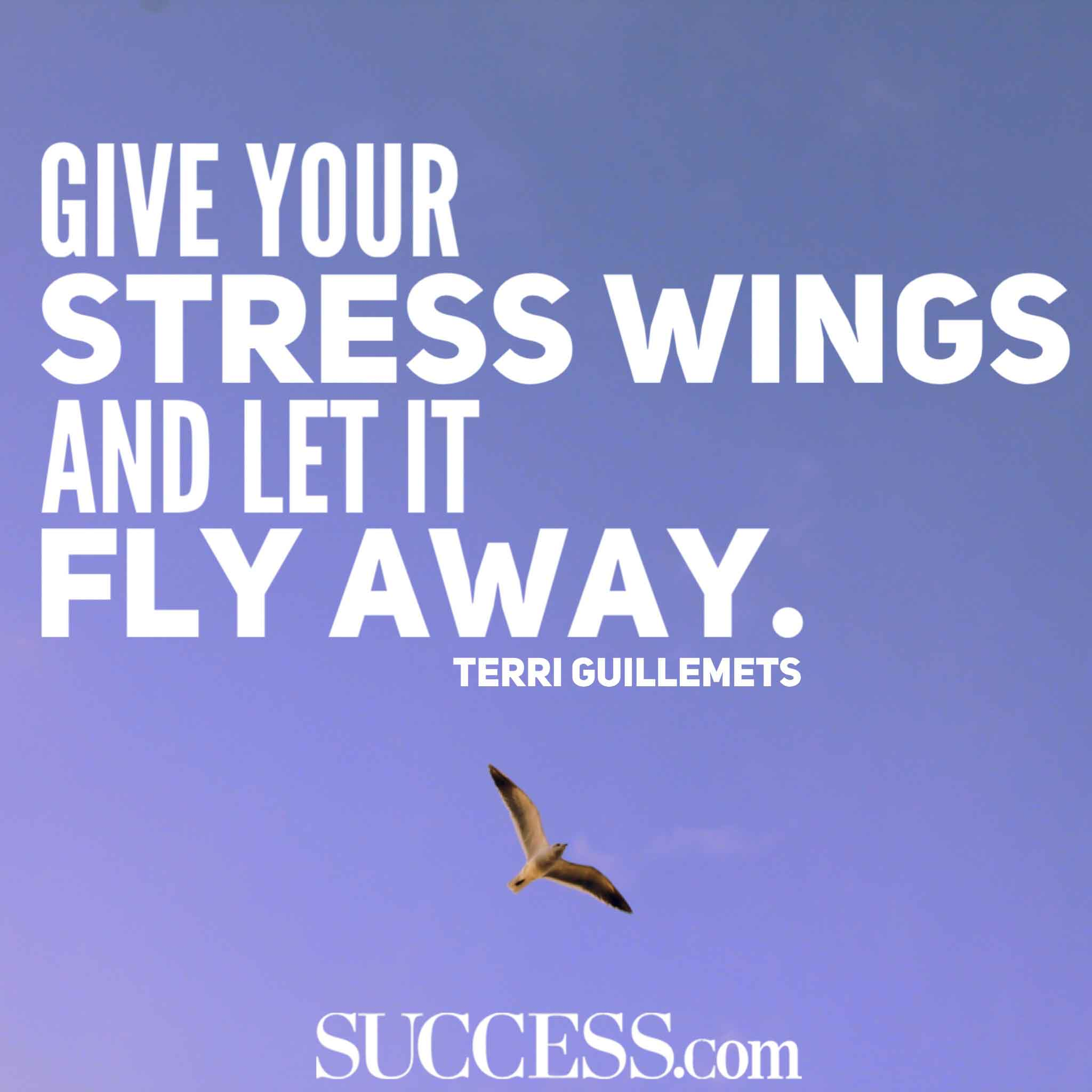 Inspirational Quotes About Stress 19 Calming Quotes to Help You Stress Less Inspirational Quotes About Stress