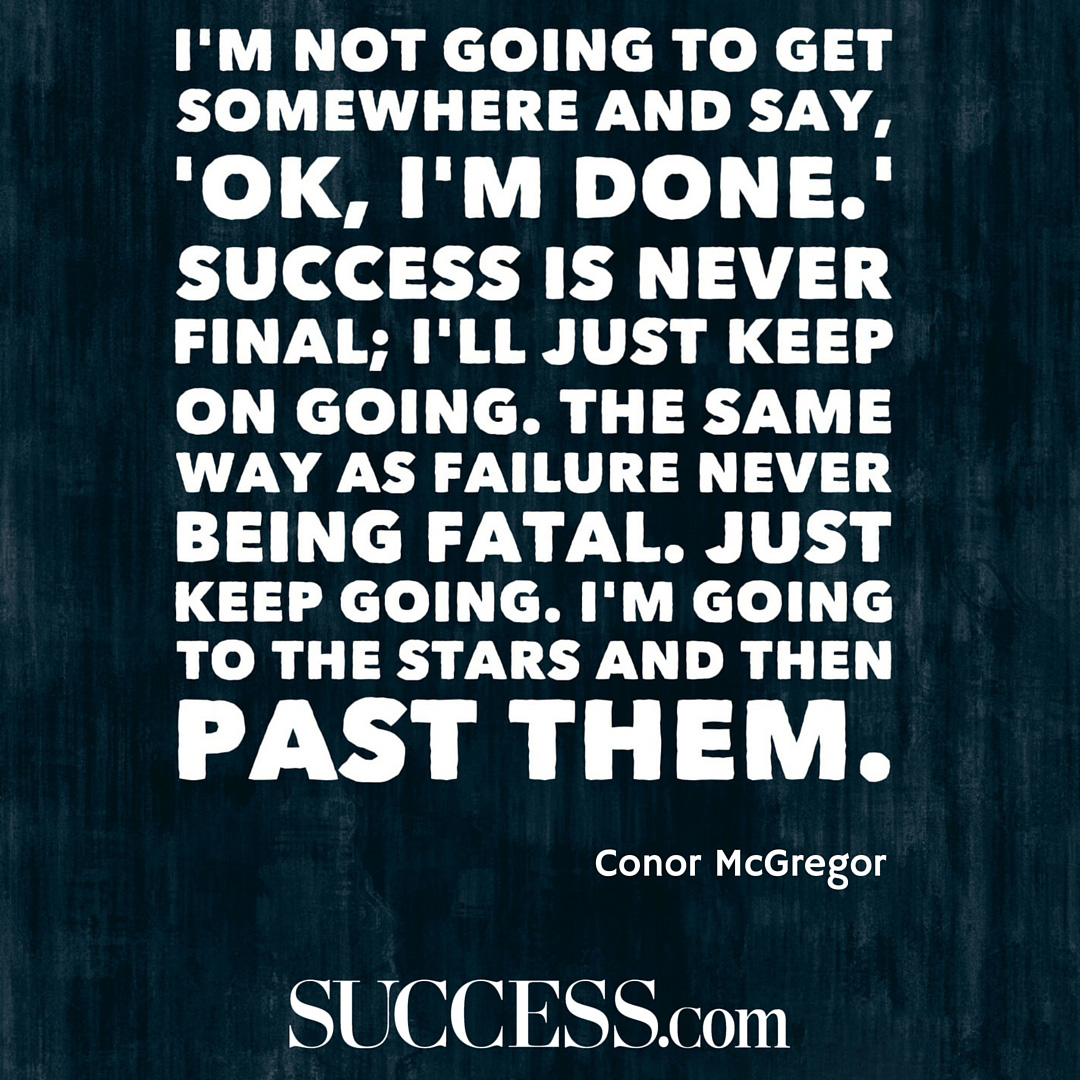 25 Quotes About Success