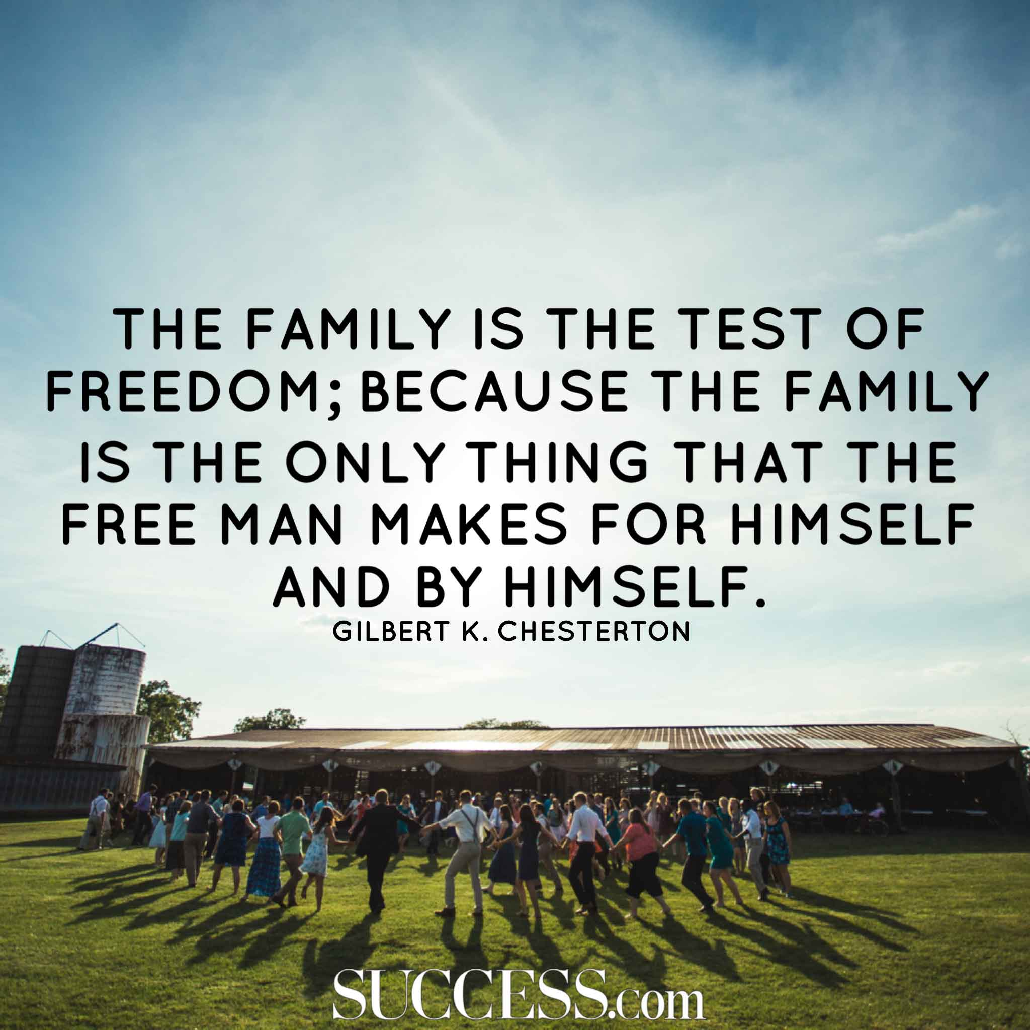14 loving quotes about family