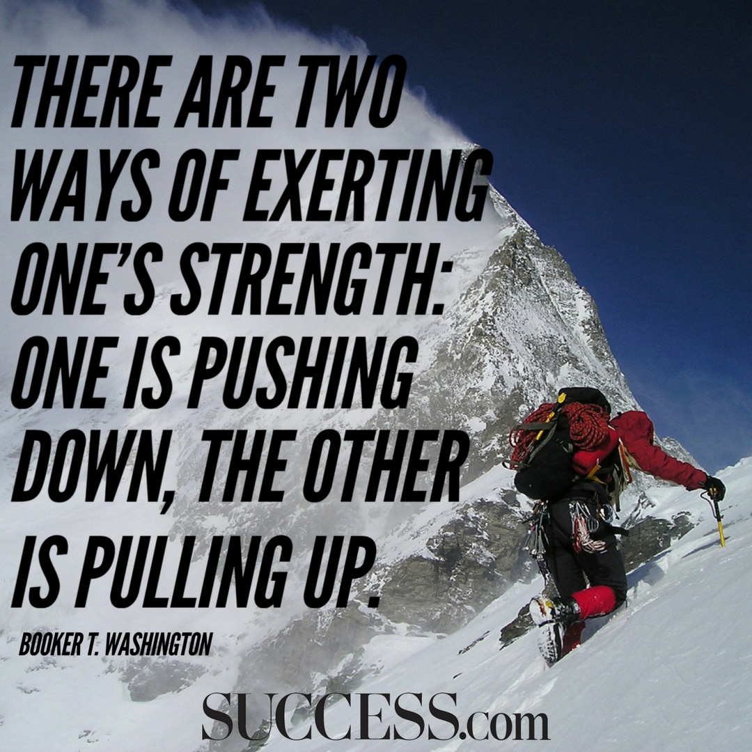 Strength Quotes: 21 Motivational Quotes About Strength