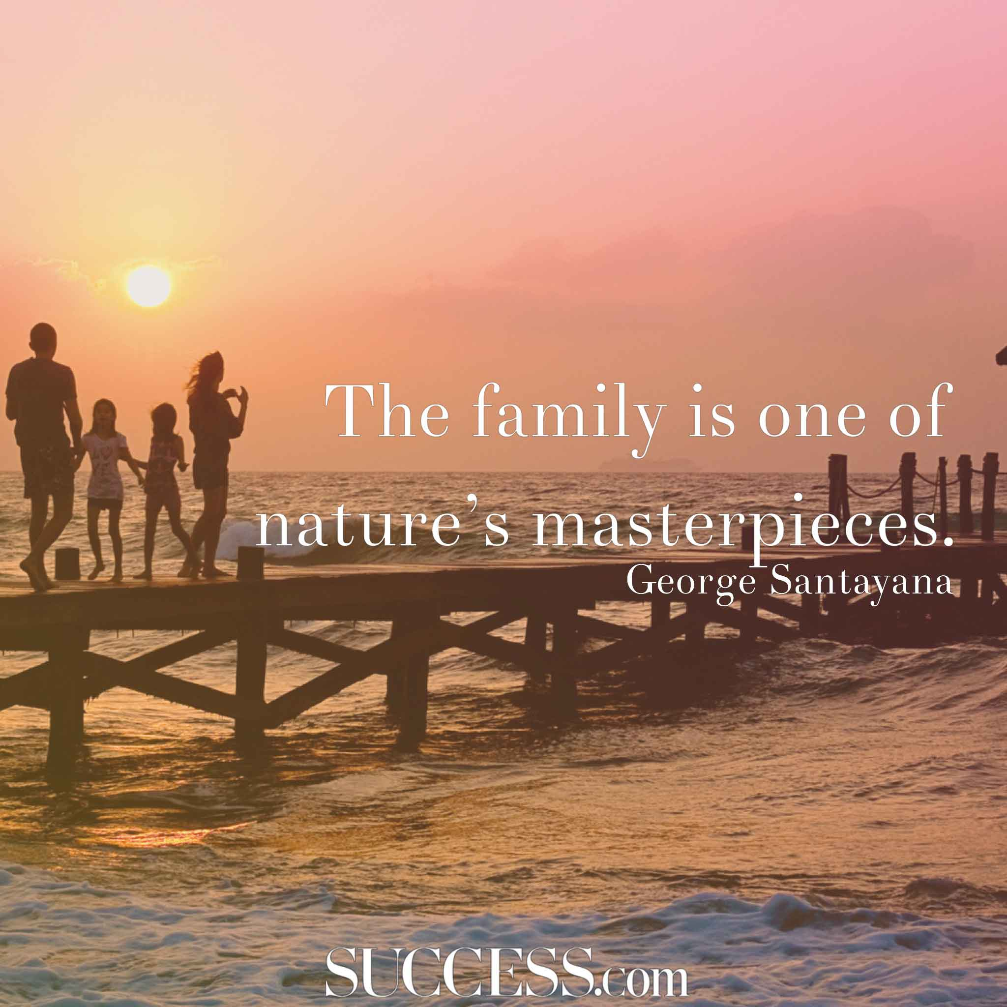 Image of: Wall Decal Success Magazine 14 Loving Quotes About Family