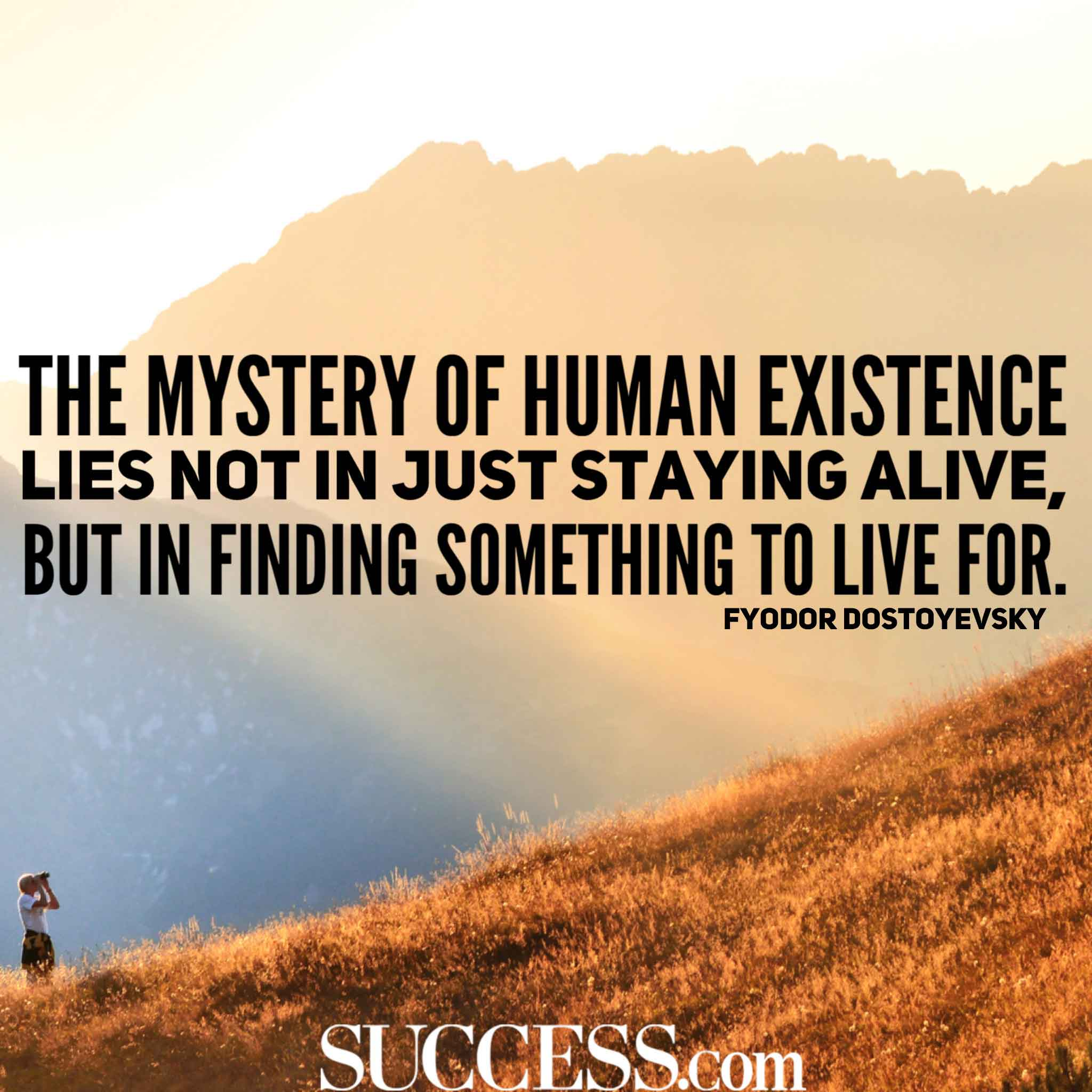 What is the meaning of life Quotes of famous people