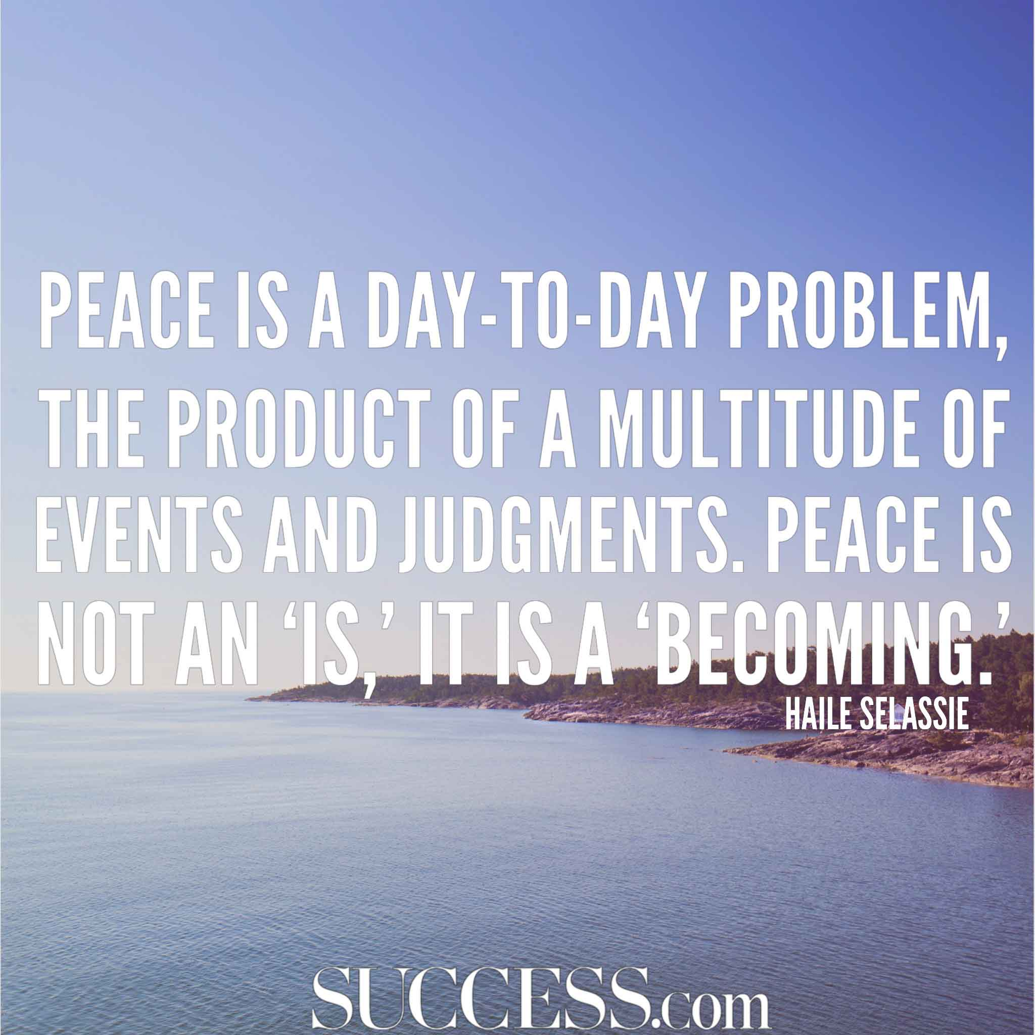 Inner Peace Quotes | 17 Quotes About Finding Inner Peace