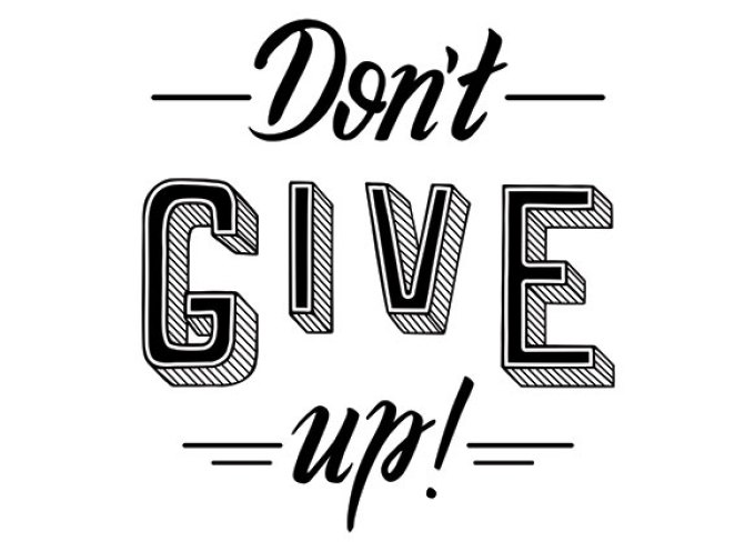15 Inspiring Quotes About Never Giving Up | SUCCESS