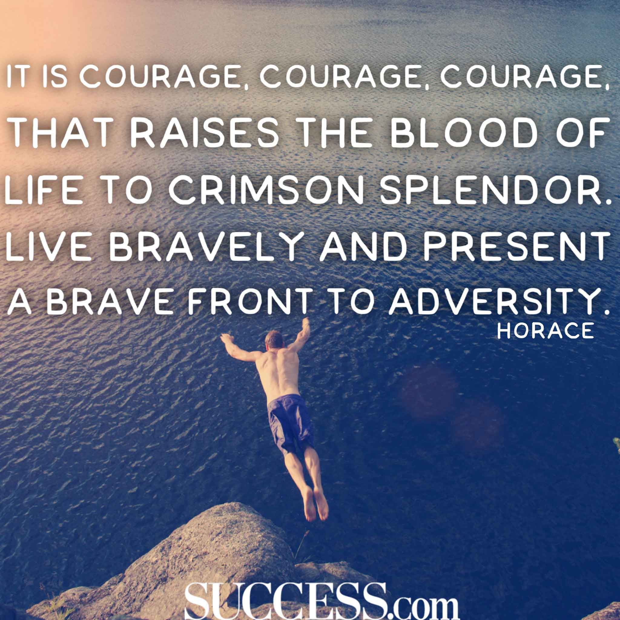 Brave Quotes 15 Courageous Quotes to Spark Your Inner Brave Brave Quotes