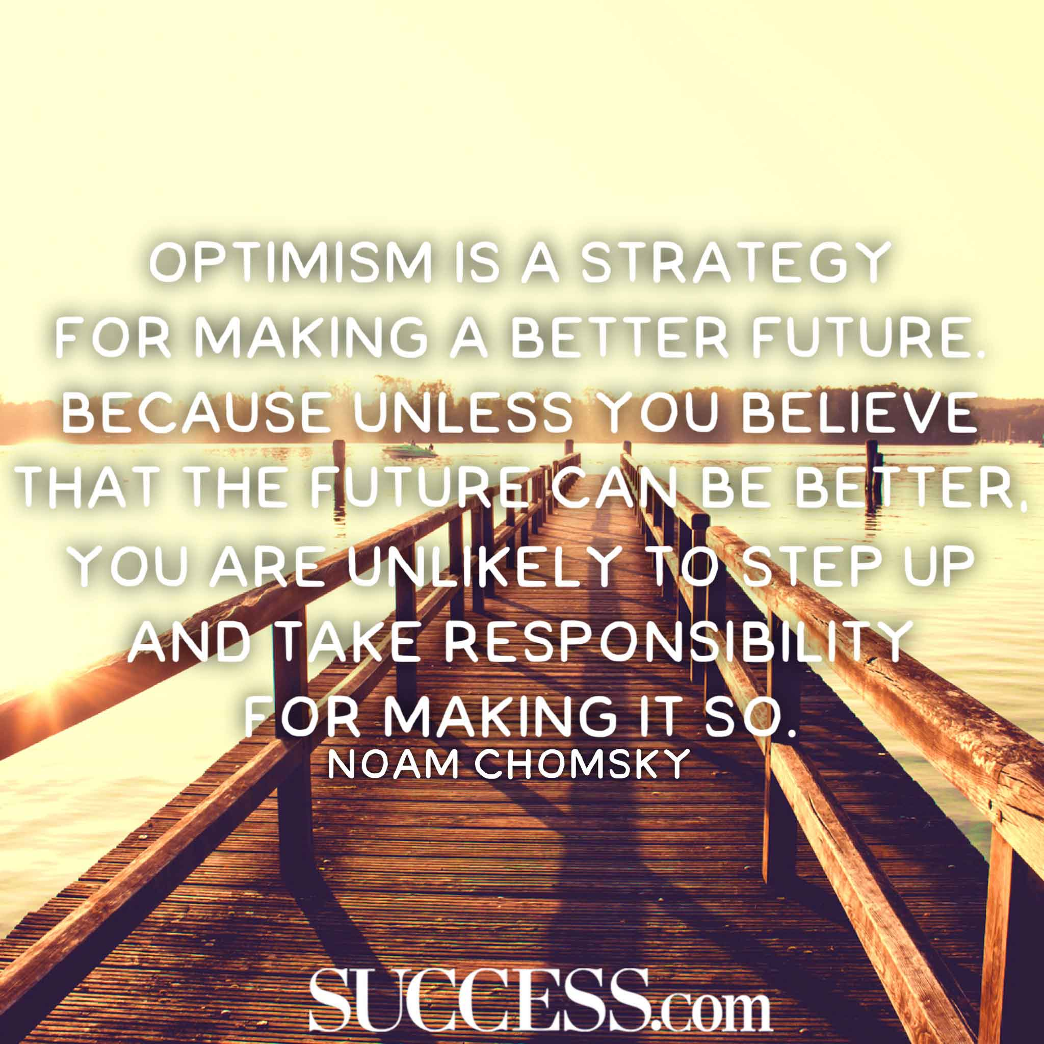 13 Optimistic Quotes to Stop Being So Negative