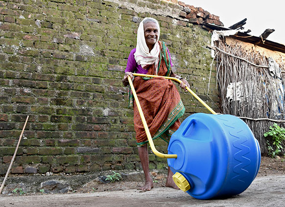 How One Woman Brought Water to More Than 75,000 People