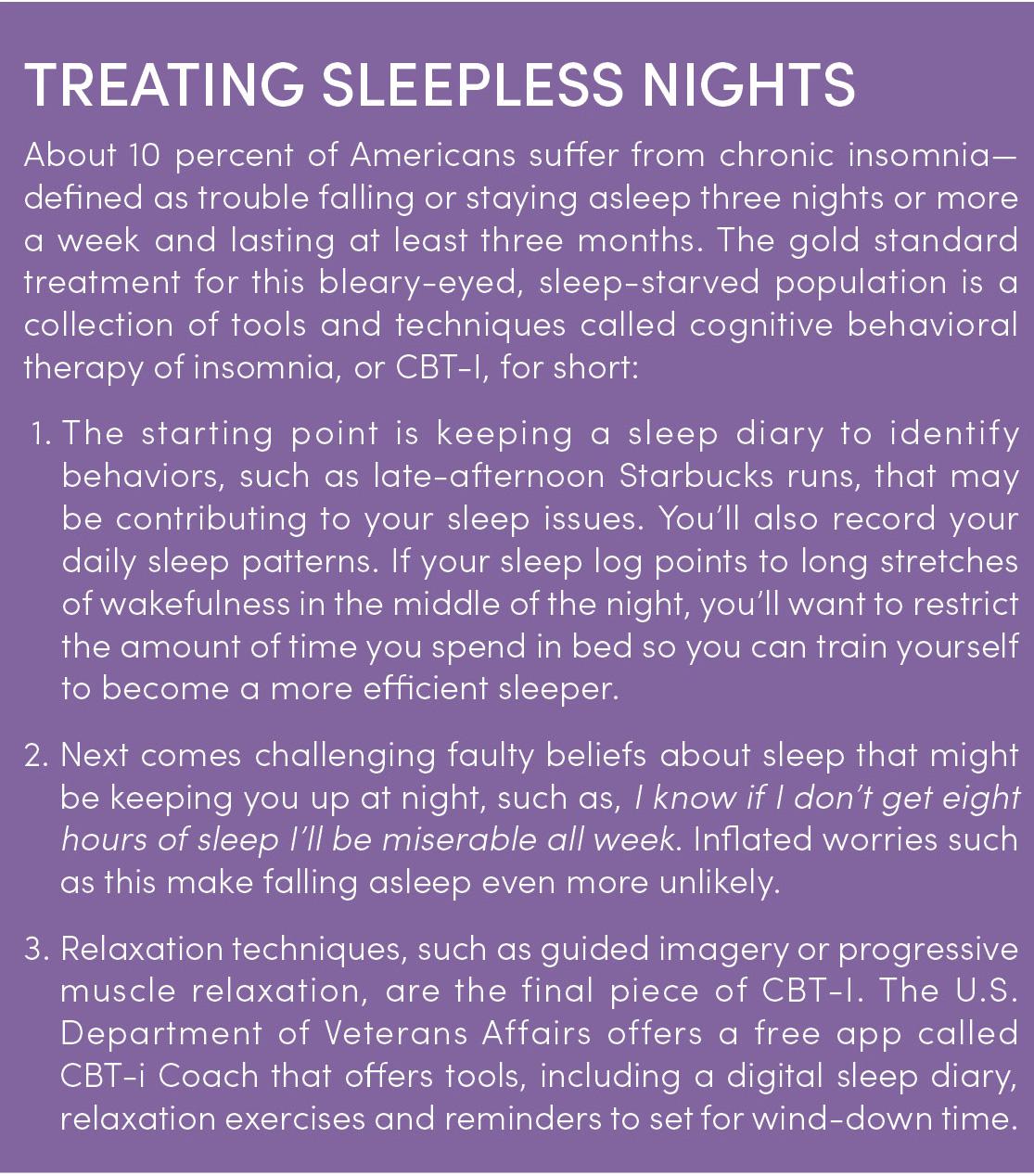 The New Secrets of Perfect Sleep