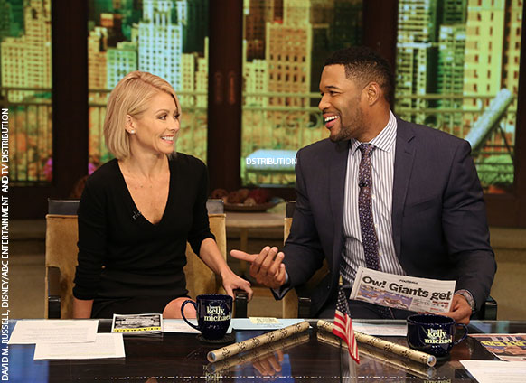 How Michael Strahan Is Crushing Self-Doubt One Opportunity at a Time