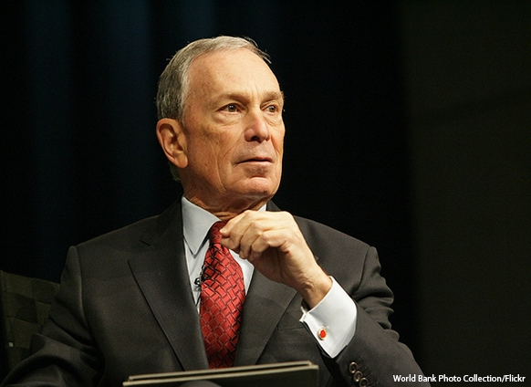Michael Bloomberg | SUCCESS.com