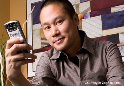 Tony Hsieh | SUCCESS.com