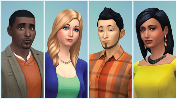 How Playing The Sims Taught Me to Really Live