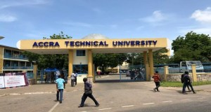 Accra Technical University Courses Offered