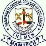 Mampong Technical College of Education Admission Requirement