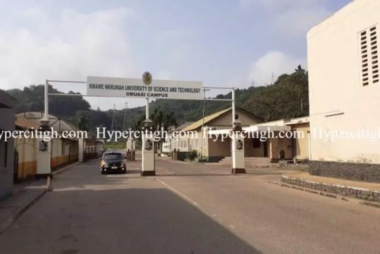 KNUST Obuasi Campus Admission Forms