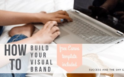 Visual Brand – Tutorial and Template