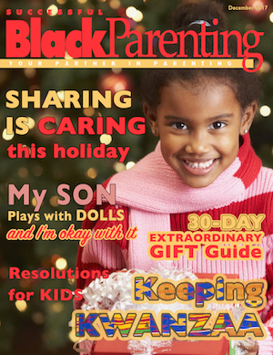 Successful Black Parenting magazine digital copy