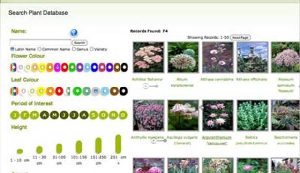 Free Plant Choosing Software