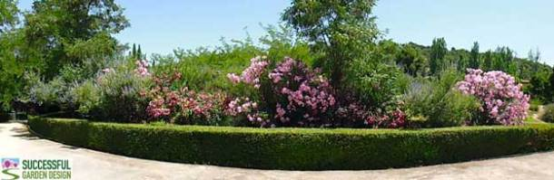 Alhambra-Planting
