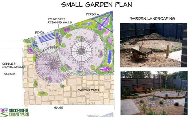 Small-Garden-Plan