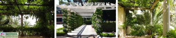Stone-pillar-pergola