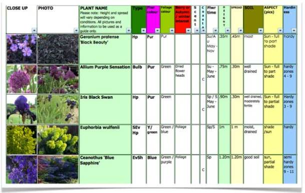 MAY-plants-selection