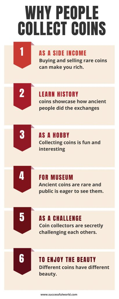 why people collect coins