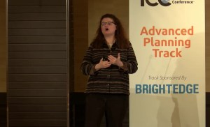 ICC 2017 – Create an Ecosystem to Unify Content Strategy – Andrea Ames