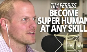 Tim Ferriss – Become Superhuman at Any Skill with Lewis Howes
