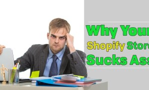 Why Your Shopify Store & Facebook Ads Are Not Working & How To Fix It