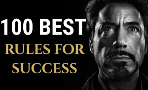 HOW TO BE SUCCESSFUL – Motivational Speech for Success