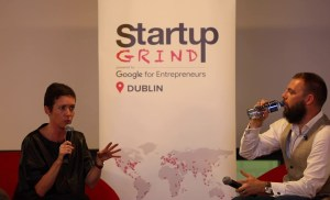 Rachel Delacour (Co-Founder BIME by Zendesk) at Startup Grind Dublin