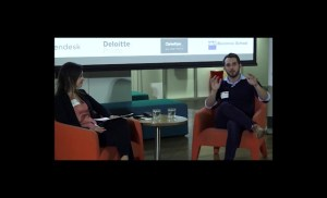 Startup Grind Chris Eigeland in Brisbane 2017