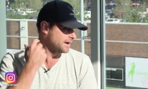U.S Open Champion Andy Roddick Gives Advice on Books, Tennis & Staying Focused