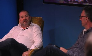 Fireside Chat with Paul Hayes at Startup Grind Limerick