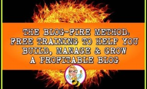 BloggerPreneur: Free Training on How to Build, Grow & Manage a Profitable Blog