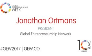 Jonathan: What Does GEW Mean to You?
