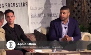 Watch an Olympic Athlete and Former NFL Linebacker Talk Goal Setting and Success