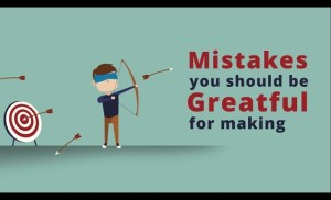 Mistakes You Should be Grateful for Making | Brian Tracy