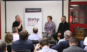 Startup Grind, Columbia, Md: October Event with Ron and Cyndi Gula of Gula Tech Ventures