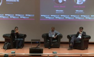 Startup Grind Barcelona Conference – Peter Read & Tom Studd (Partners at Vitruvian Partners)
