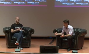 Casey Fenton (Couchsurfing, Mastly) – Startup Grind Barcelona Conference 2017